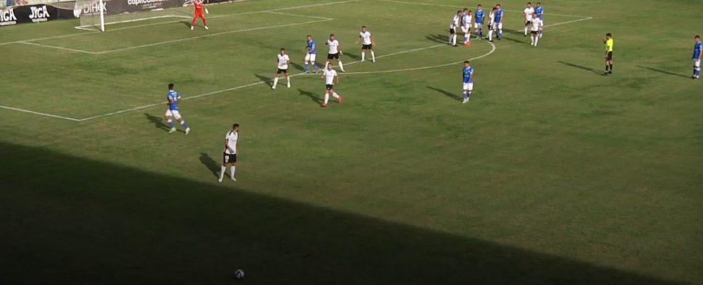 El Mérida incapz de meter un gol ante el Xerez Deportivo