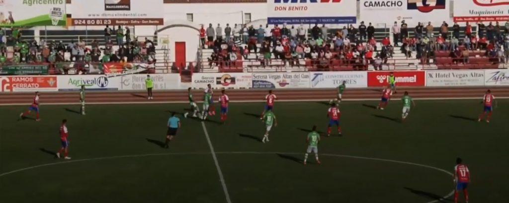 El Villanovense y el Don Benito se enfrentan en la sexta jornada del grupo IV de la 2ª RFEF